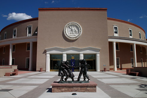 New Mexico State Capitol (by Mr.TinDC, CC BY-ND 2.0)